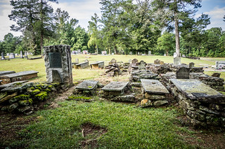 Oolenoy Baptist Church and Cemetery-008