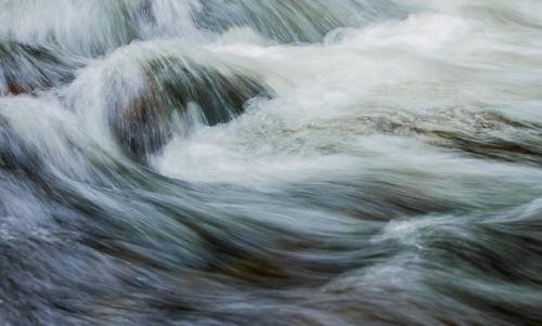 Nature's brush strokes - The Afon Llugwy - Betws y Coed