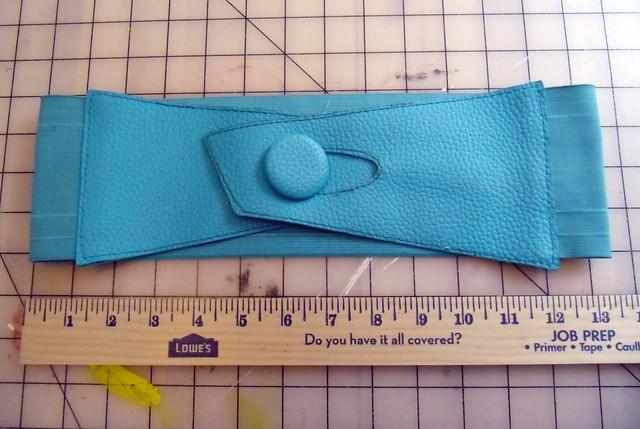 Turquoise belt measurements