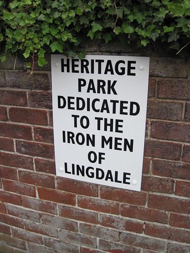 Lingdale Mining Heritage Park