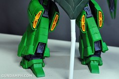 1-100 Kshatriya Neograde Version Colored Cast Resin Kit Straight Build Review (122)