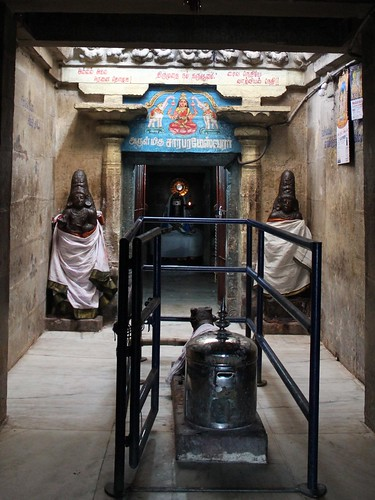 Main shrine