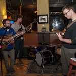 Claude Munson & The Outside Storm @ Pressed