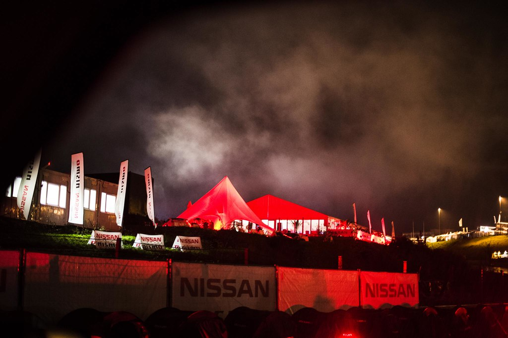 Nismo Race Camp at the 24h Race of the Nürburgring.