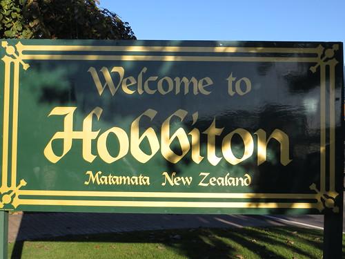 welcome to hobbiton