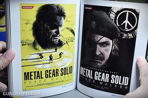 PS3 Metal Gear Legacy Collection Unboxing Review (23)