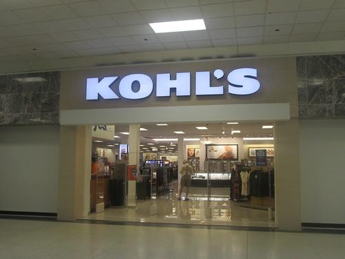 Kohl's Mall Enterance