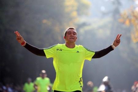 Media Maraton de Mexico adidas 2013