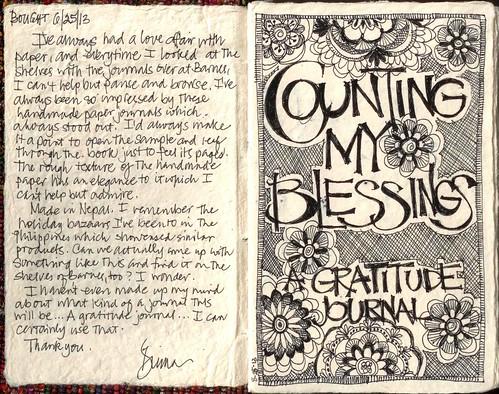 Gratitude Journal 00
