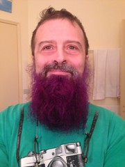 Purple Beard!