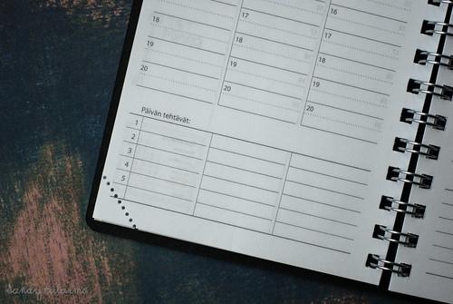 Käytä kalenteria viisaasti