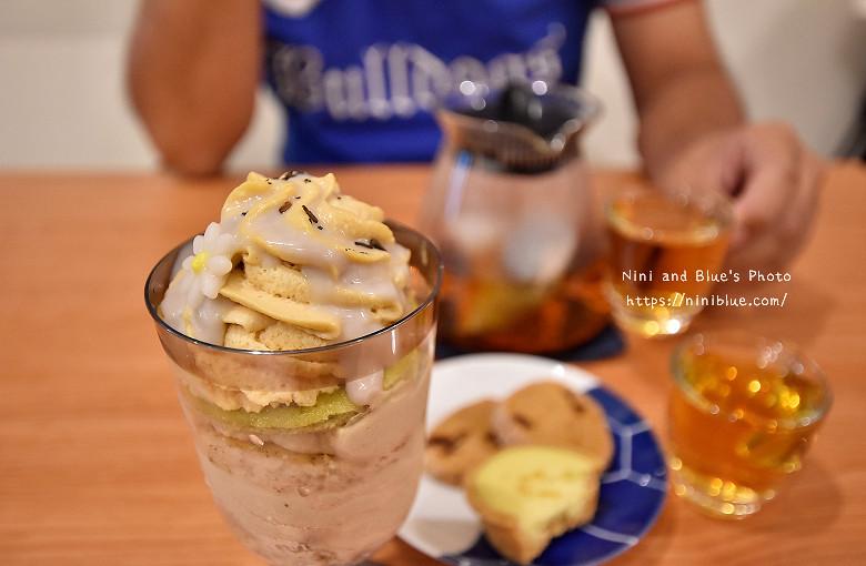 台中窩巷杯子甜點千層蛋糕21