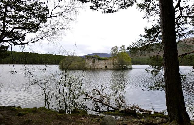 Inverdruie to Loch an Eilean