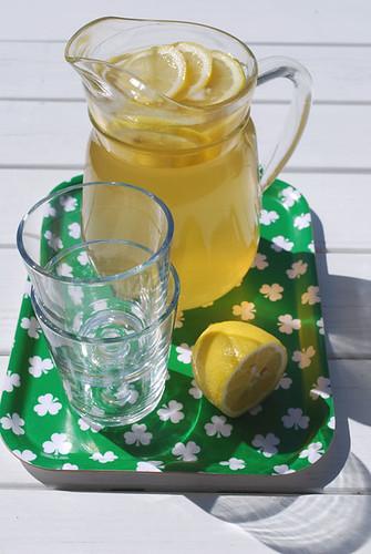 green iced tea by abris2009