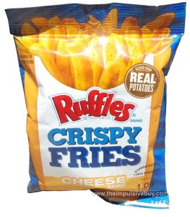Ruffles Cheese Crispy Fries