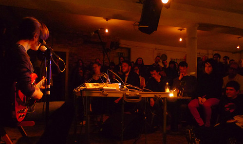 Michael Gira / Grouper @ Cafe Oto 7.4.12