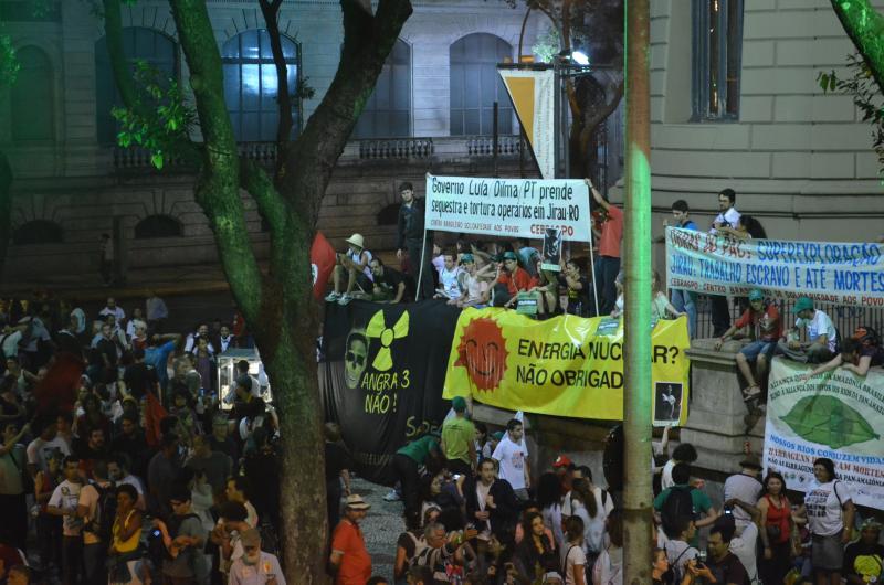 Marcha dos Povos 20.06.12