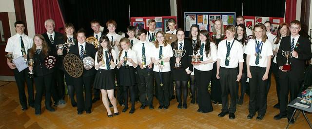 Prize Winners 2013