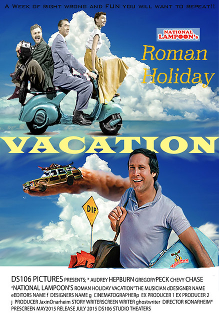 Roman Holiday Vacation