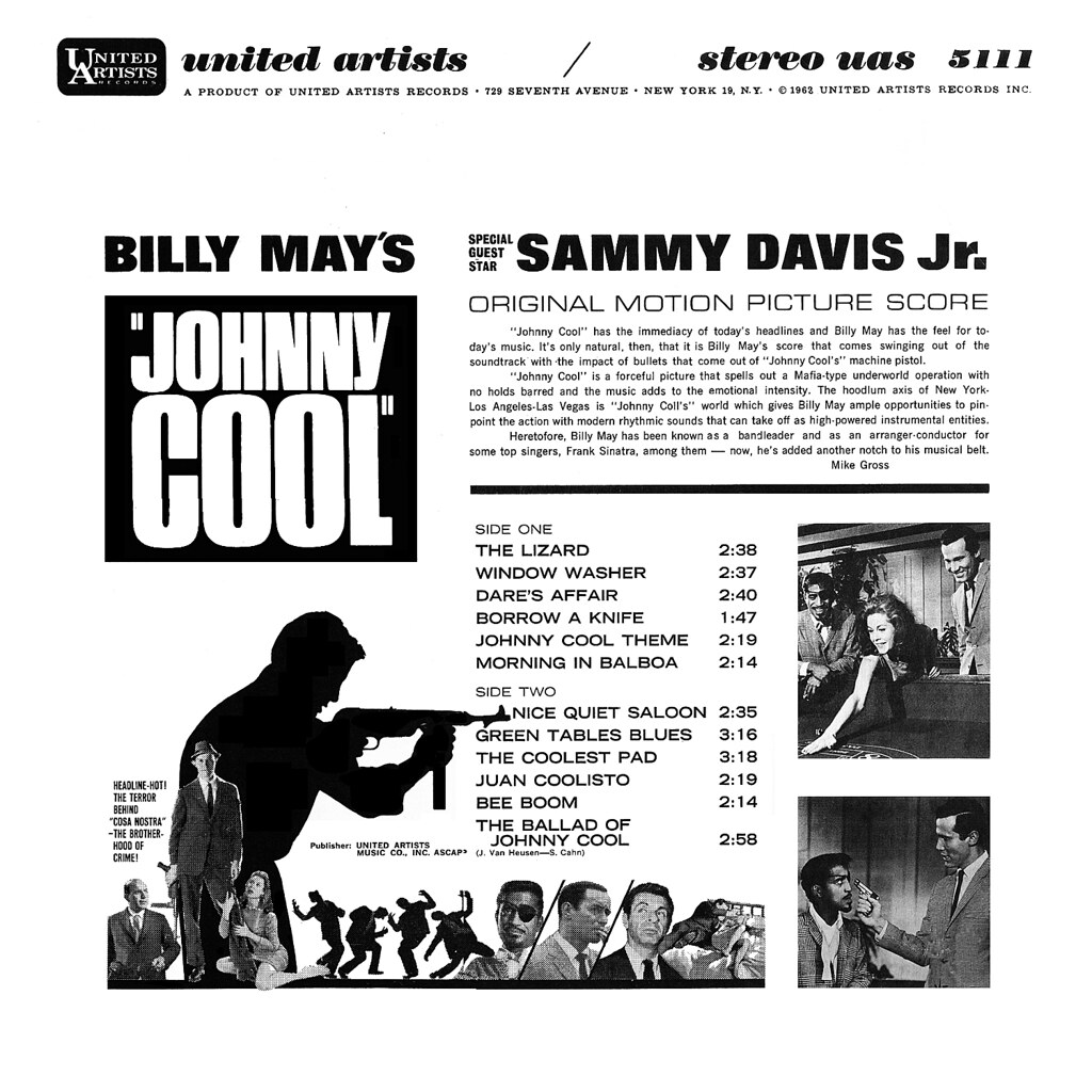 Billy May - Johnny Cool