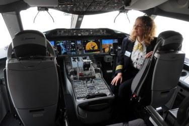 2º a bordo del B787 Dreamliner