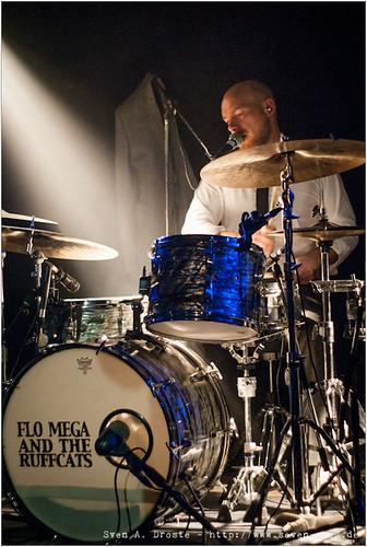 Uwe Breunig / Flo Mega & The Ruffcats