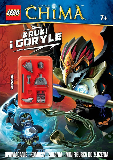 LEGO Legends of Chima - LNC203 Kruki i Goryle