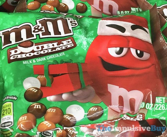 Double Chocolate M&M's