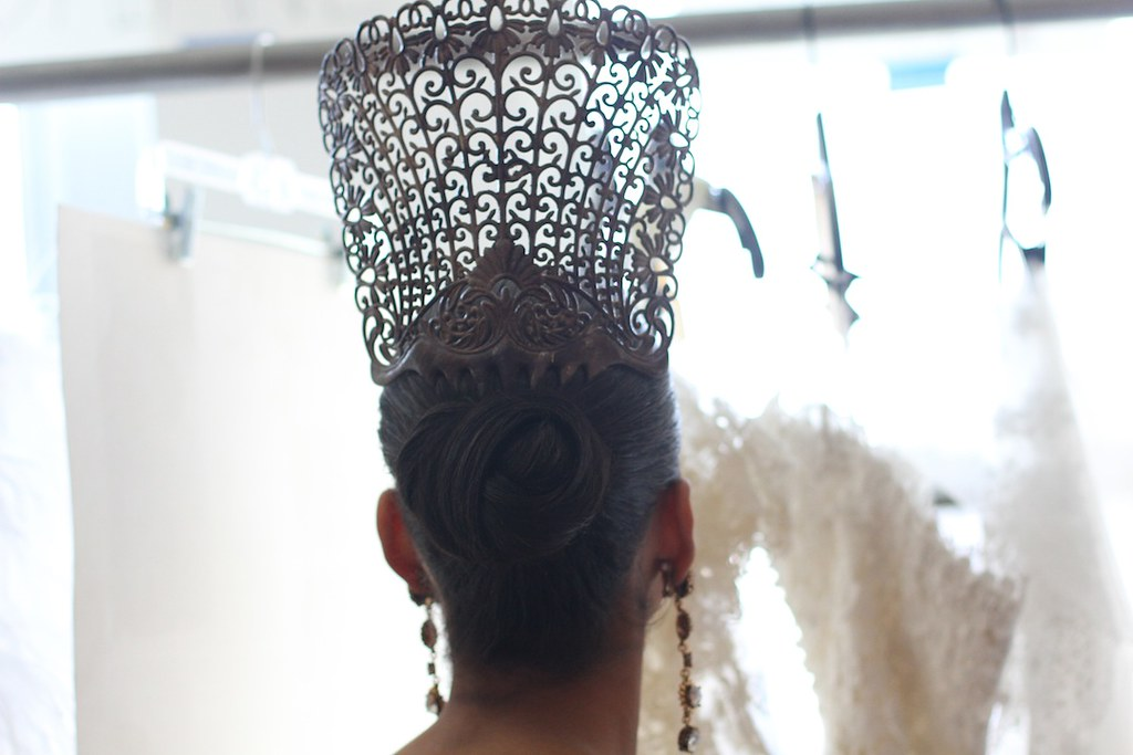 Oscar de la Renta Bridal 2013 122
