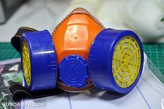 1-100 Kshatriya Neograde Version Colored Cast Resin Kit Straight Build Review (3)