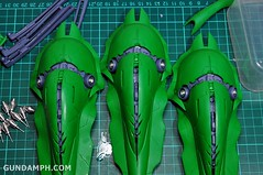 1-100 Kshatriya Neograde Version Colored Cast Resin Kit Straight Build Review (83)