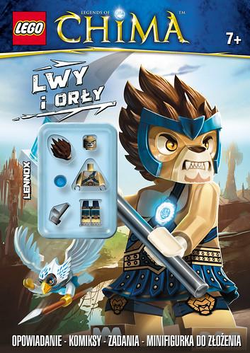 LEGO Legends of Chima. Lwy i Orły