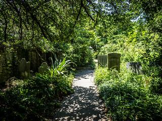 Charleston Unitarian Cemetery