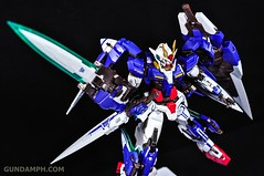 Metal Build 00 Gundam 7 Sword and MB 0 Raiser Review Unboxing (122)
