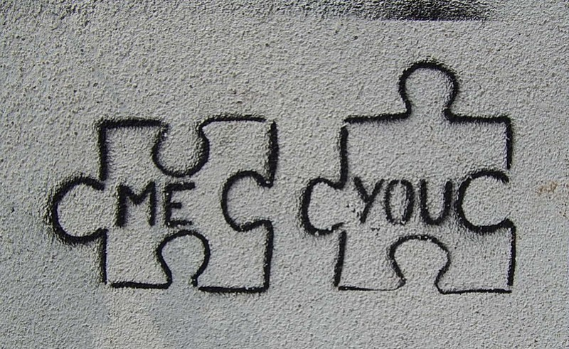 We're All Just Pieces in a Puzzle