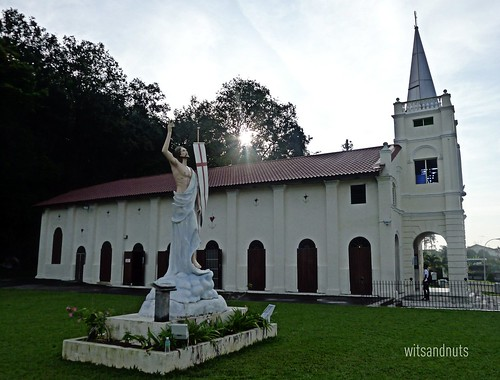 Old St. Anne Church, Penang, Malaysia