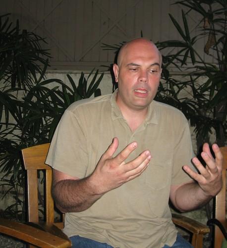 Chef Carlos García Restaurant Alto Caracas