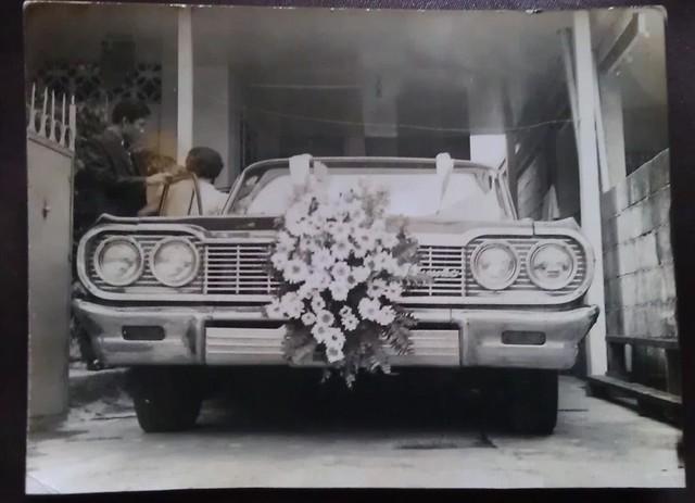 My parents epic wedding