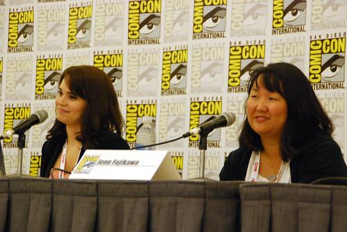Jenn and Rosina