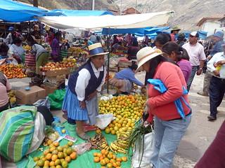 Pisac - Mercado