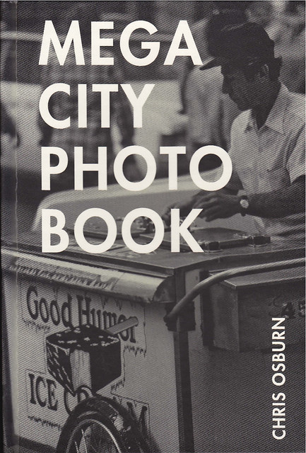 Mega City Photo Book Cover