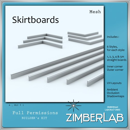 ZimberLab Skirtboards A @ The Deck