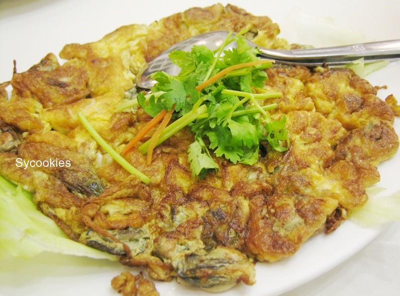 9.oyster egg@ bei zhan restaurant (melaka)