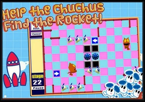 3. Chu Chu Rocket