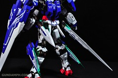 Metal Build 00 Gundam 7 Sword and MB 0 Raiser Review Unboxing (53)