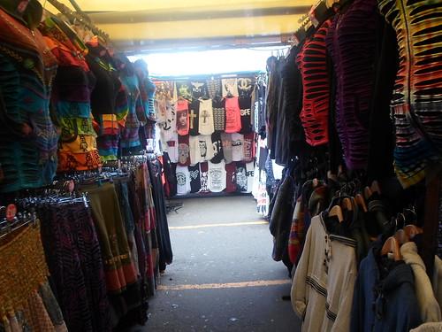 Inside Camden Market