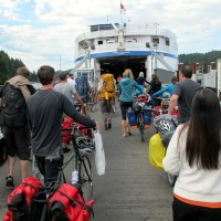 Salt Spring Island By Bike