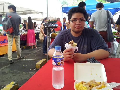 Legaspi Sunday Market