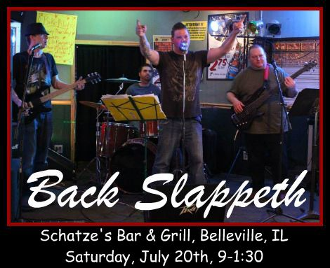 Back Slappeth 7-20-13