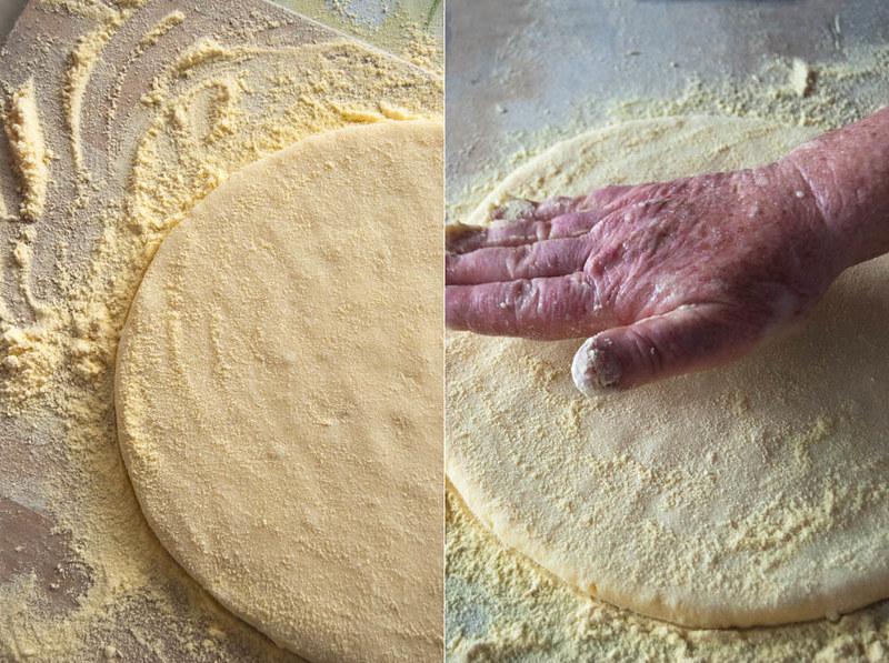 como fazer bolo de milho do pico